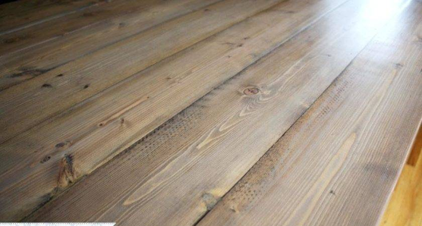 Rustic Yet Refined Wood Finish Ana White Woodworking
