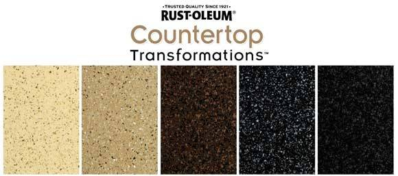 Rustoleum Countertop Colors Oasis Amor Fashion