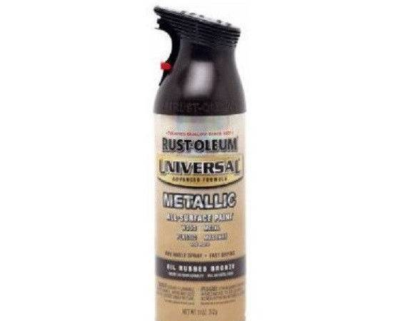 Rustoleum Oil Rubbed Bronze Metallic Universal All