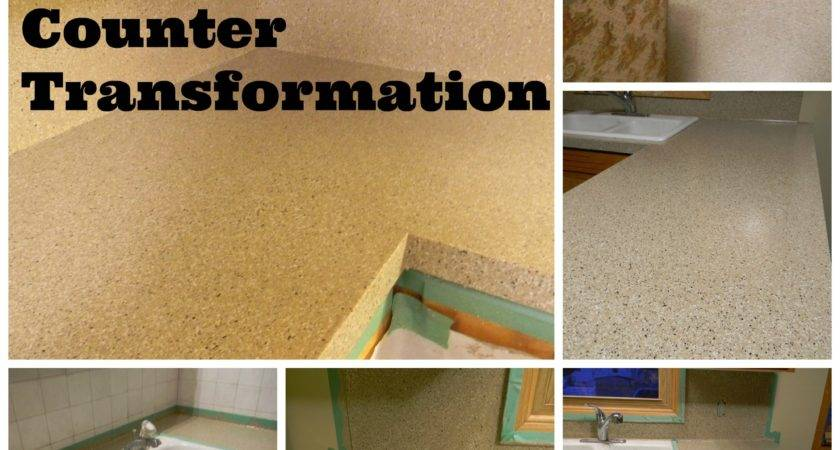 Rustoleum Transformations Countertop Personal