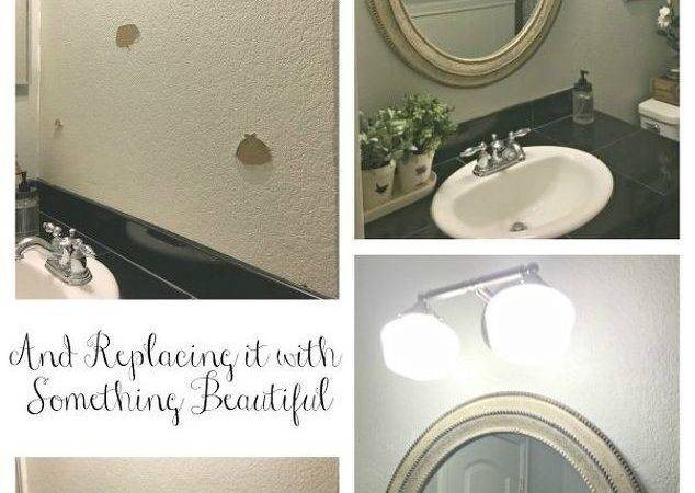 Safely Removing Your Builder Grade Mirror Hometalk