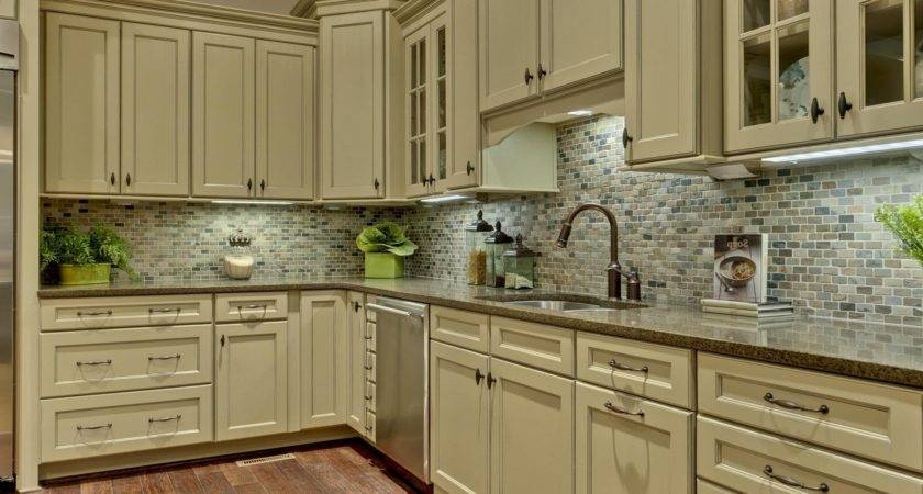 Sage Green Kitchen Walls White Cabinets Colored