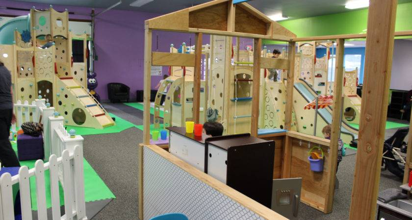 Salem New Indoor Playground Clubhouse Adventures