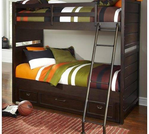 Samuel Lawrence Clubhouse Casual Bunk Bed Storage