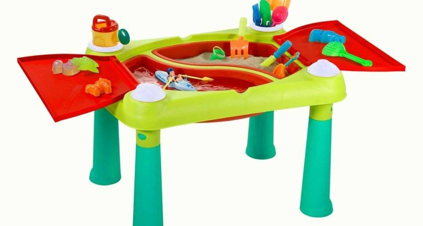 Sand Water Play Table Keter