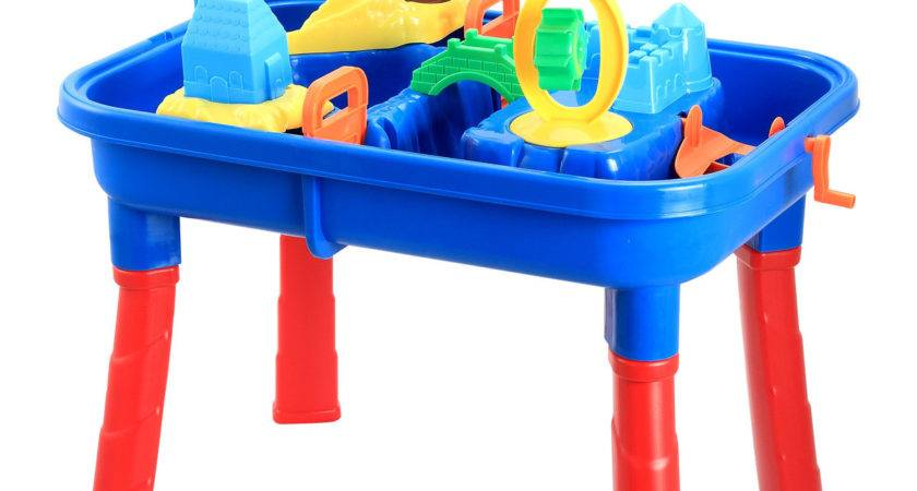 Sand Water Play Table Kmart