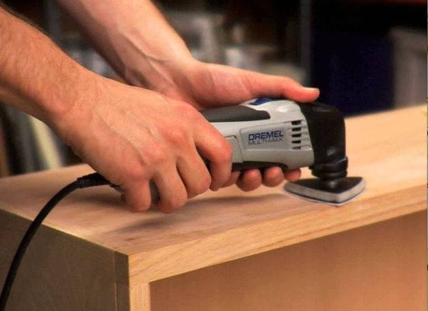 Sanding Projects