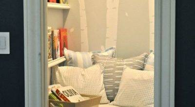 Secret Reading Nooks Hide All Weekend Long