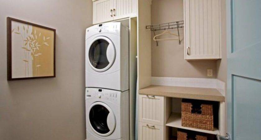 Secrets Functional Attractive Laundry Room