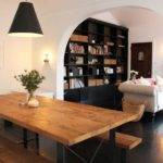 Secrets Mixing Multiple Wood Finishes Apartment Therapy