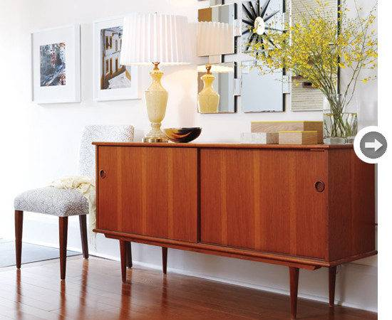 Sense Simplicity Ways Style Your Sideboard
