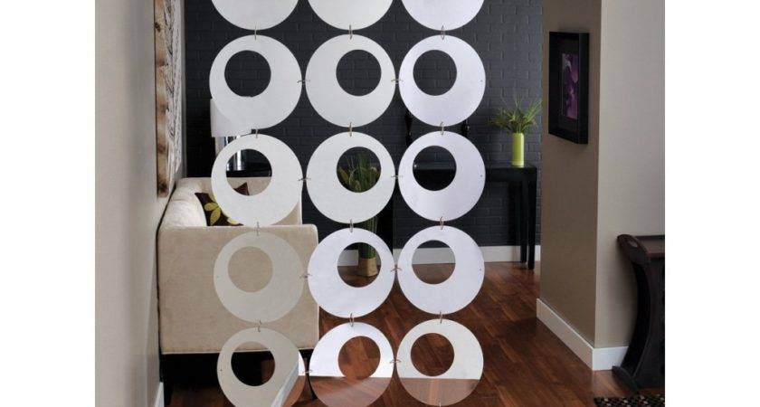 Separate Your Room Hanging Dividers Modern