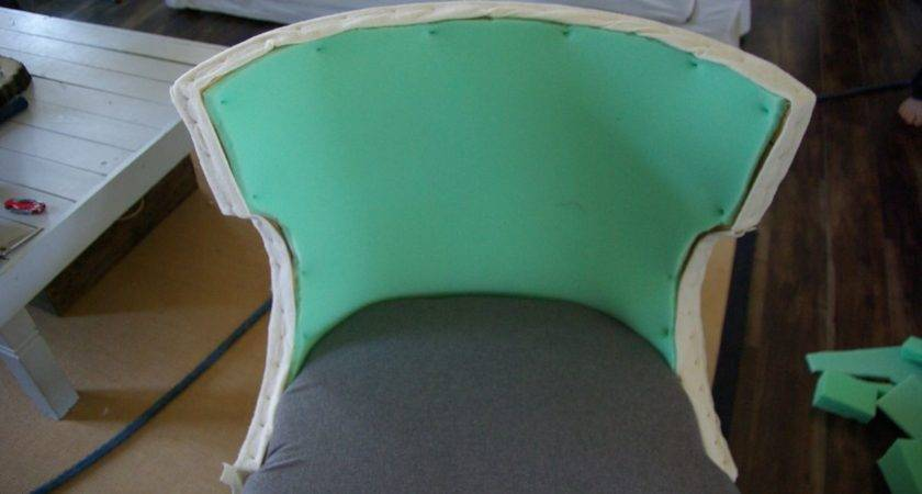 Sew Reupholster Chair