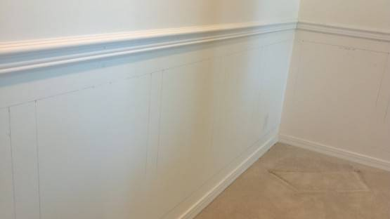 Shadow Box Trim Wainscot Contractor Kurt