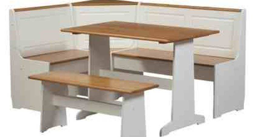 Shaped Kitchen Bench Table Home Christmas Decoration