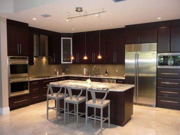 Shaped Kitchen Design Ideas Inspire