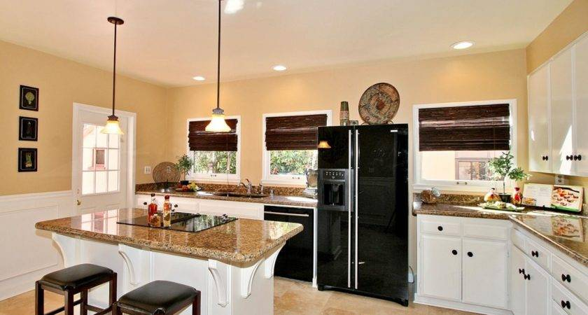 Shaped Kitchen Designs Choose
