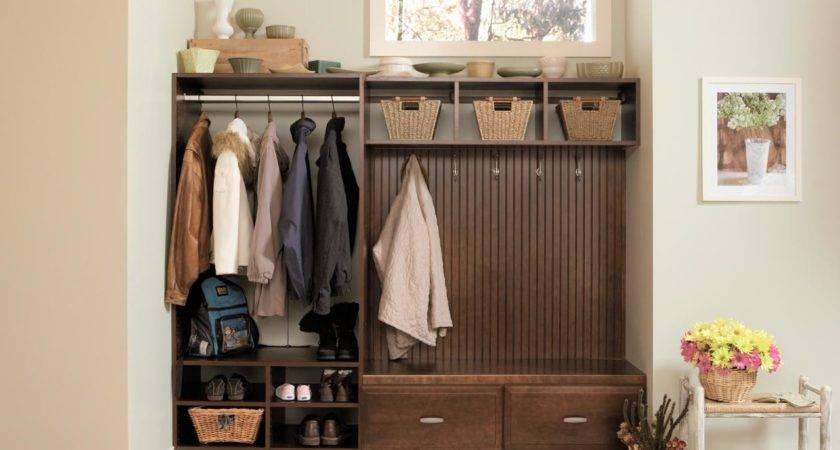 Shelves Benches Mudrooms Hgtv
