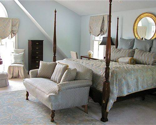 Sherwin William Sleepy Blue Houzz