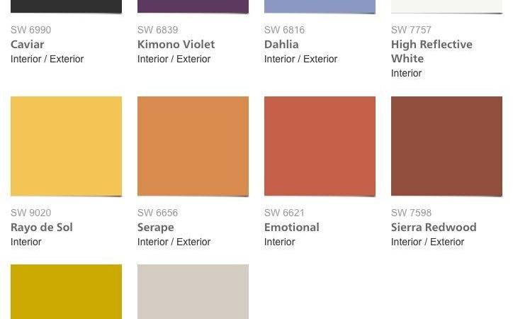 Sherwin Williams Colormix Collection Intrepid