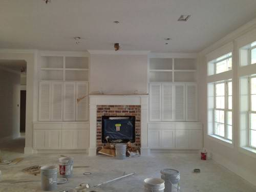 Sherwin Williams Eider White Walls Pin