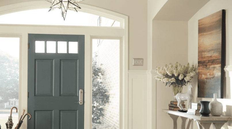 Sherwin Williams Eminence Bright White Ceiling Paint