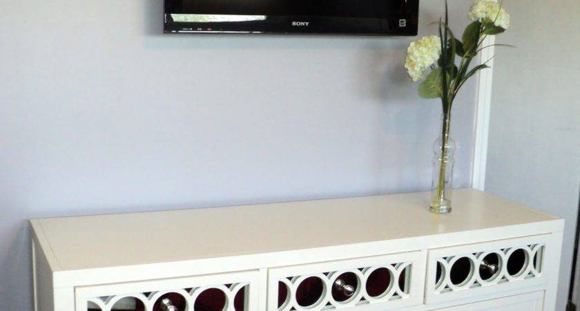 Shoestring Sophistication Diy Mirrored Furniture Anyone