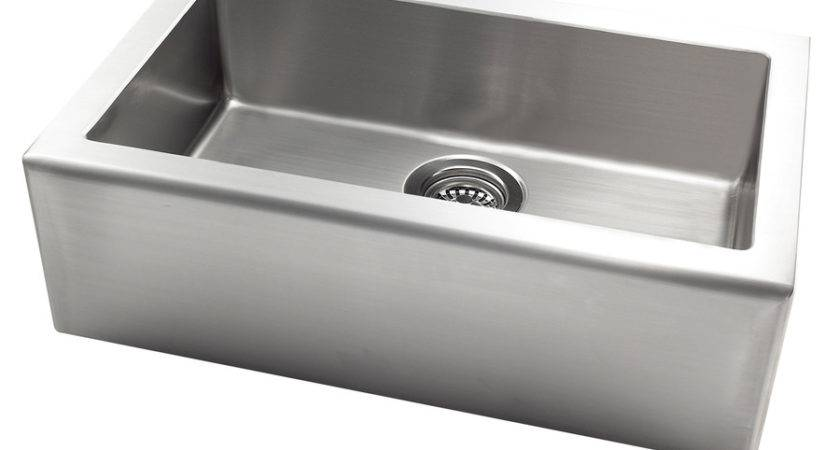 Shop Jacuzzi Stainless Steel Single Basin Apron Front