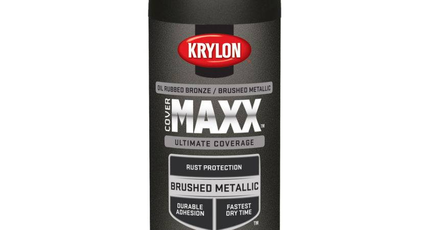 Shop Krylon Bronze Metallic Enamel Spray Paint Actual