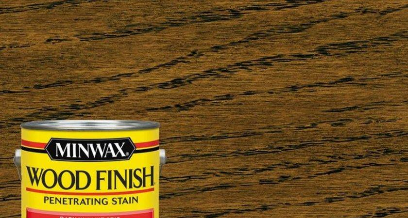 Shop Minwax Dark Walnut Interior Stain Actual