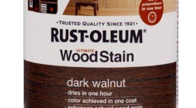 Shop Rust Oleum Ultimate Dark Walnut Interior Stain