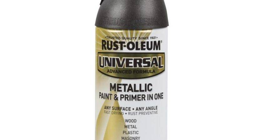 Shop Rust Oleum Universal Oil Rubbed Bronze Metallic