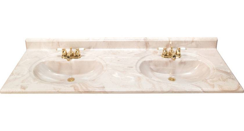Shop Style Selections Caramel Cultured Marble