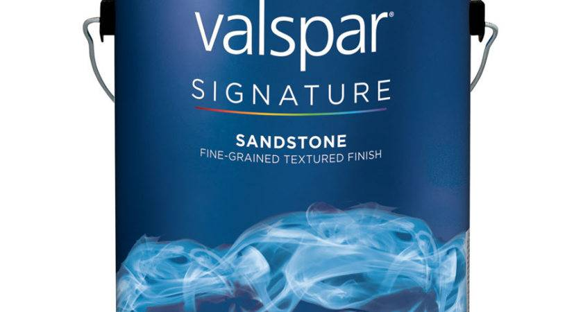 Shop Valspar Tintable Flat Sandstone Latex Interior Paint