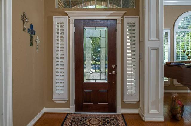 Shutters Sidelight Windows Traditional