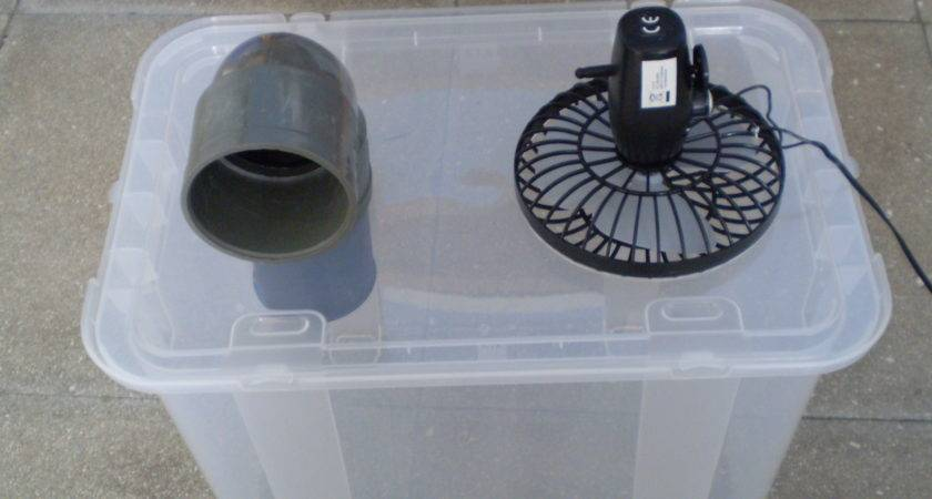Simple Cheap Air Conditioner Cooler