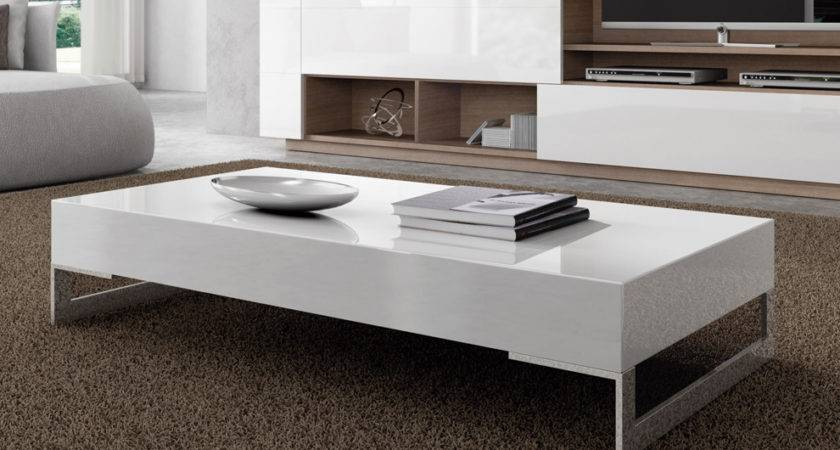 Simple Modern Coffee Table Holland