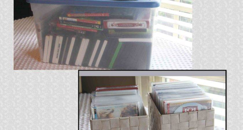 Simple Solution Organized Streamlined Dvds Simply