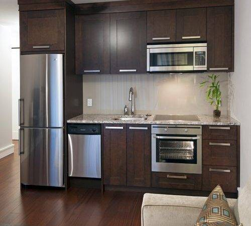 Single Wall Kitchen Design Ideas Remodels Photos