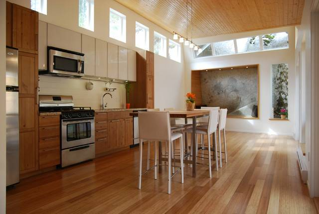 Single Wall Kitchen May Best Choice
