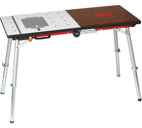 Skil Bench Portable Workstation Tools Walmart