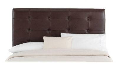 Skyline Furniture Tufted Faux Leather Headboard Reviews