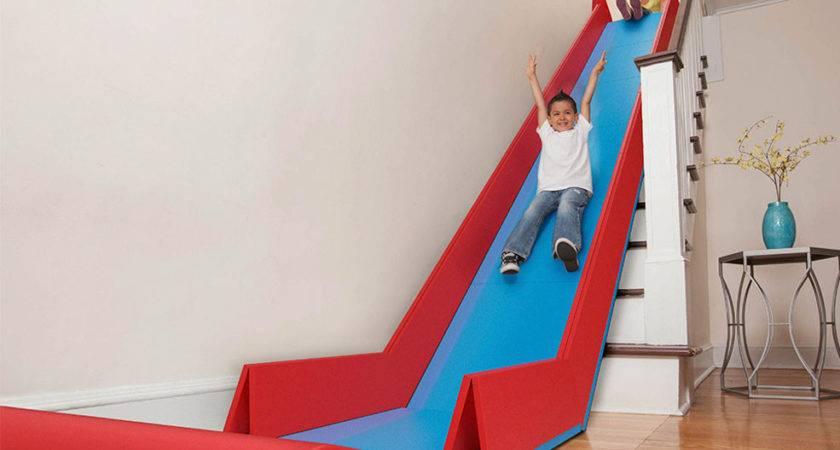 Sliderider Turns Stairs Into Slide Incredible Things