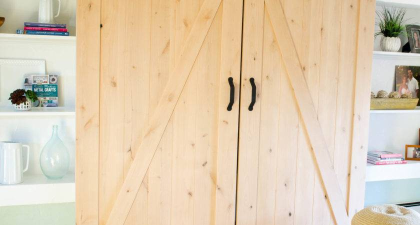 Sliding Barn Door Trend