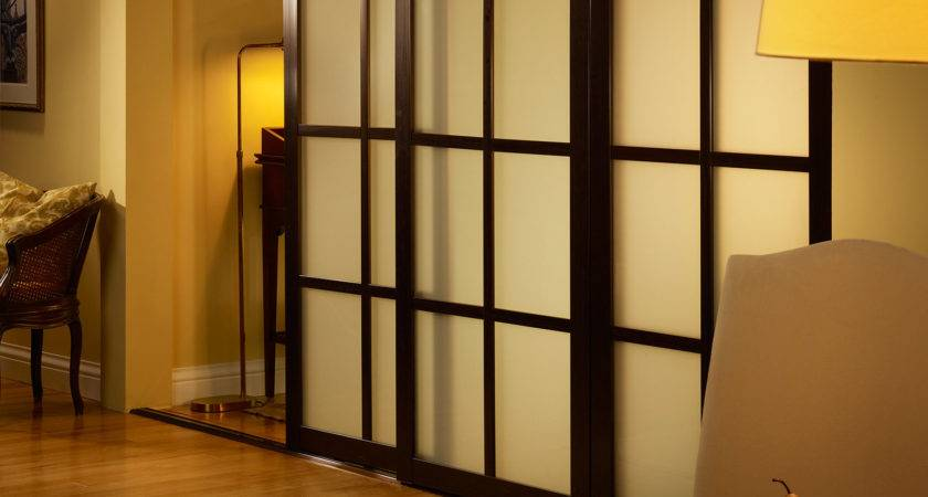 Sliding Glass Room Dividers