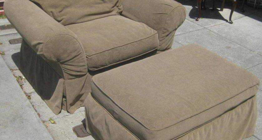 Slipcover Oversized Chair Chairs Seating