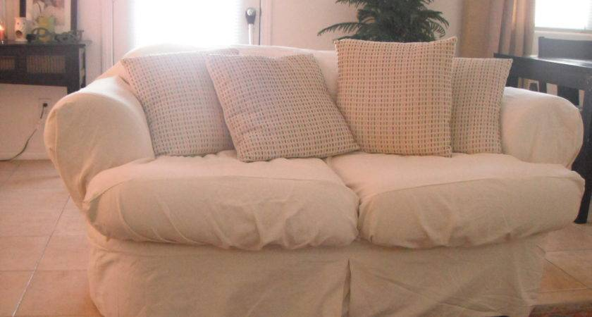 Slipcovers Leather Sofa Furniture Sectional Couch
