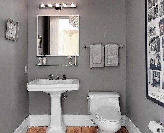 Small Bathroom Paint Ideas Grey Home Interiors