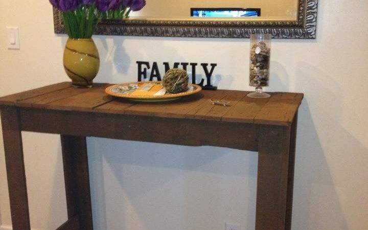 Small Entryway Console Table Nepinetwork