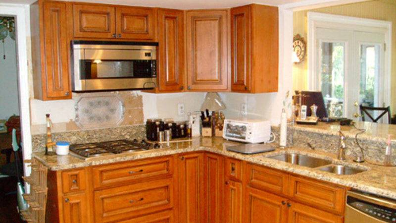 Small Kitchen Design Photos Shape India